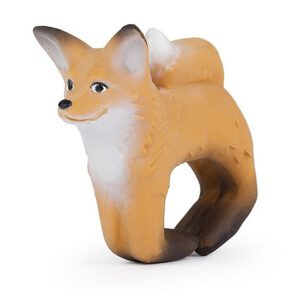 Oli-and-Carol-Bad-en-Bijtspeeltje-Rob-the-Fox-Vos-Armband
