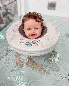 Twinkel-Baby-Spa-ontspannen